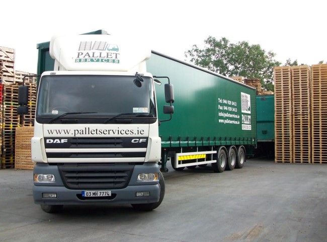Our Pallet Services