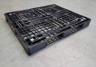 Plastic Pallets Gain Ground In an Eco-Conscious World